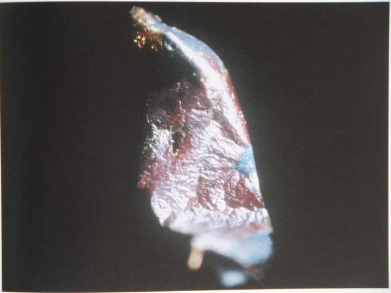 DAL unvierse metal sample
