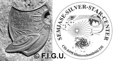 Semjase Silver Star Centre symbol